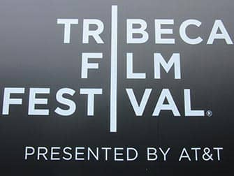 TriBeCa Film Festival in New York