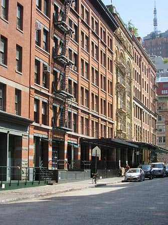 TriBeCa in New York - Buildings