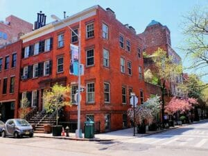 West Village New York