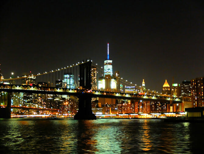 Dinner Cruise in New York - Skyline