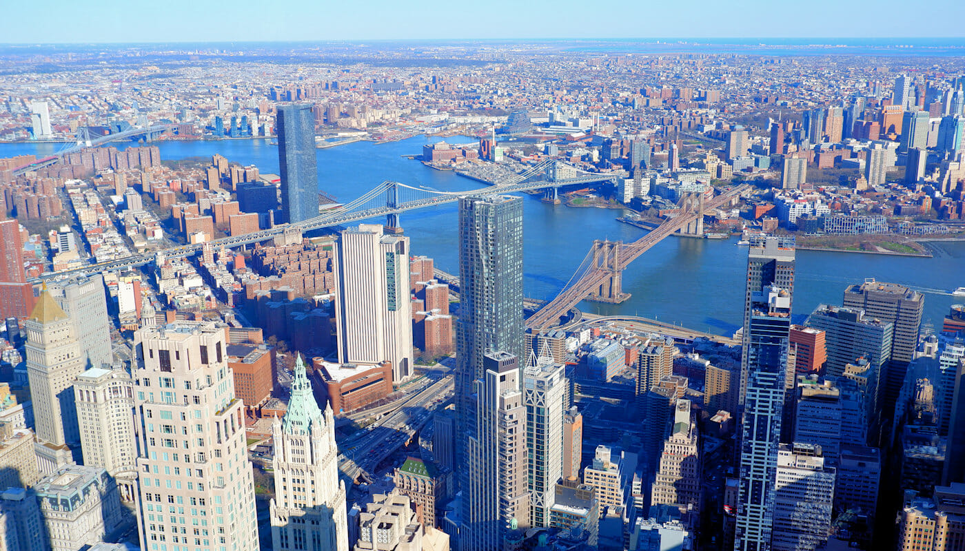 One World Observatory Tickets - View