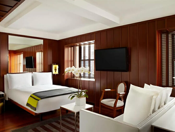 Hudson Hotel in New York