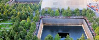 Lights at Ground Zero