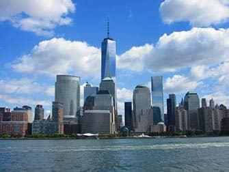 Circle Line Full Manhattan Island Cruise - 1WTC
