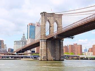 Circle Line Landmark Cruise - Brooklyn Bridge