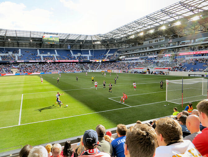 New York Red Bulls Tickets - Field