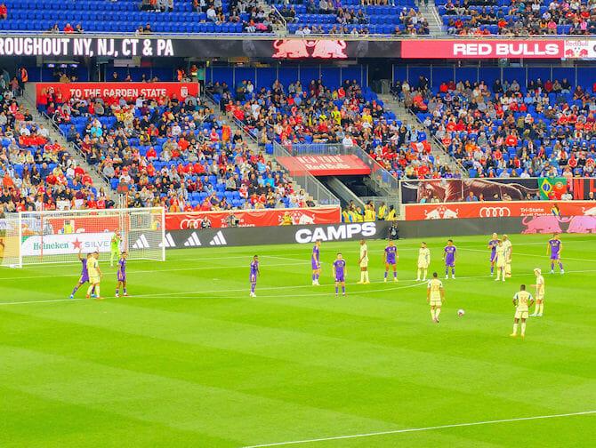 New York Red Bulls Field