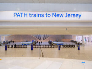 PATH in New York