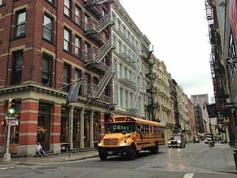SoHo In New York