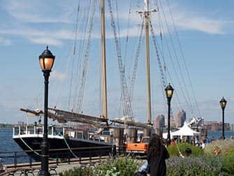 Statue of Liberty Tall Ship Sailing Cruise - Clipper City
