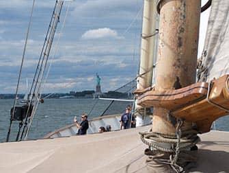 Statue of Liberty Tall Ship Sailing Cruise - Sail Boat