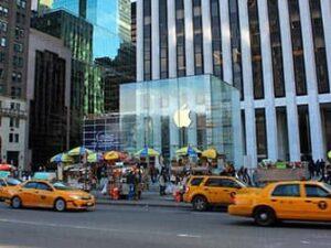 Apple Store in New York - NewYork co uk