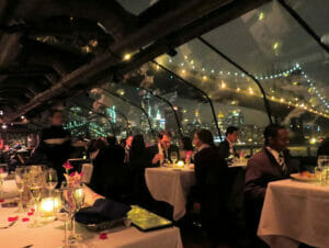 Bateaux dinner cruise in New York