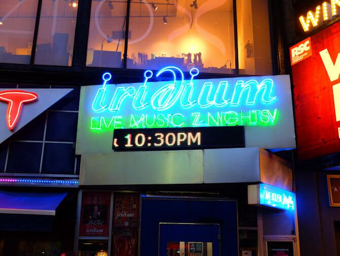 Jazz in New York - Iridium