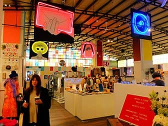 Shopping in SoHo - Artists & Fleas