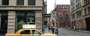 Shopping in SoHo New York
