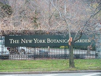 The Bronx in NYC - New York Botanical Garden