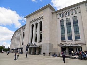 The Bronx in NYC - Yankee Stadium