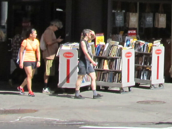 The Strand Book Store in New York - Books