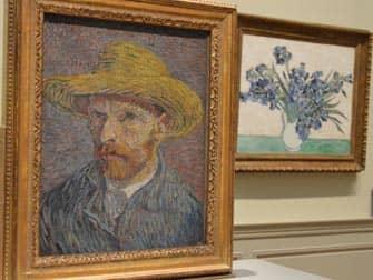 Van Gogh at Met in New York