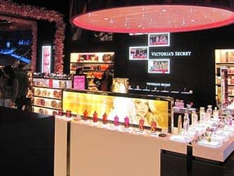 Victoria's Secret in NYC - perfumes