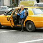 taxi is a great way to travel in new york