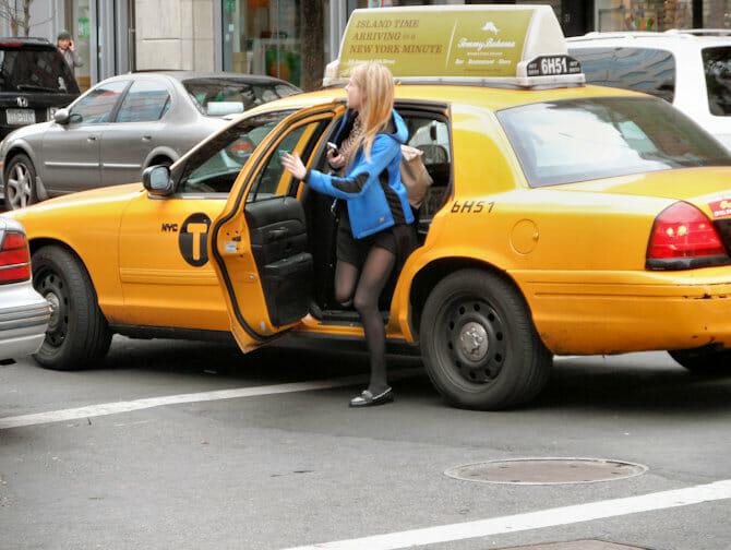 New York Taxis - NewYork co uk