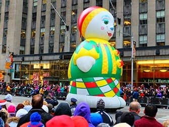 Macy's Thanksgiving Parade in New York - Matryoshka