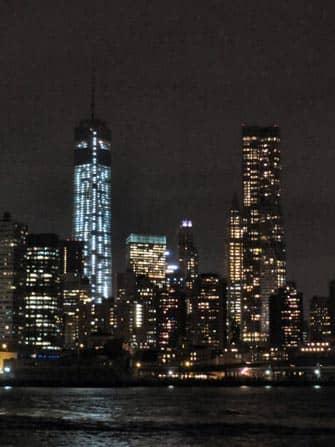 Statue of Liberty Evening Cruise - Skyline
