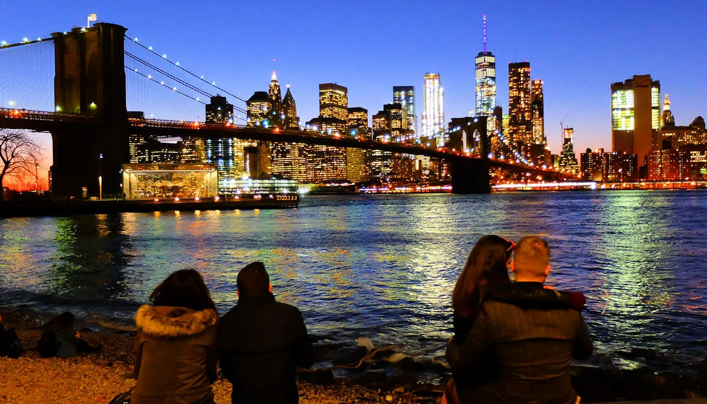 Brooklyn Bridge - Skyline