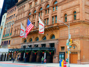 Carnegie Hall in New York