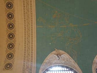 Grand Central Terminal in New York - Astronomical Ceiling