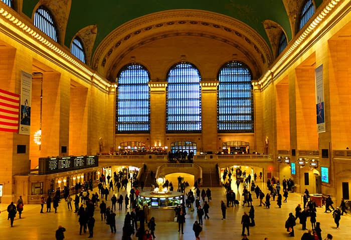 Grand Central Terminal in New York - Interior