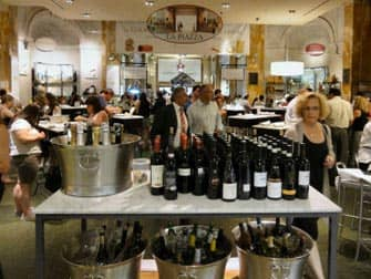 New York Markets - Eataly wines