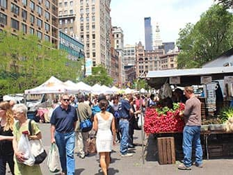 New York Markets - Union Square Greenmarket