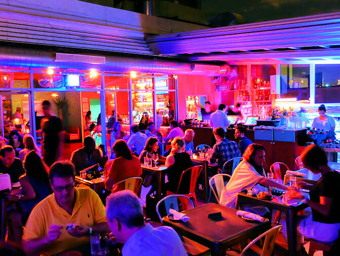 New York Midtown Nightlife - Cantina Rooftop
