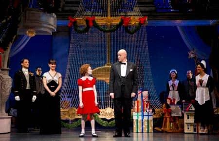 Annie on Broadway
