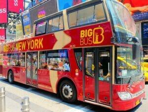 Big Bus in New York