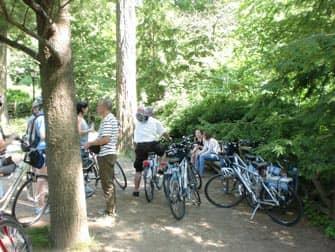Central Park in New York - Biking in the park