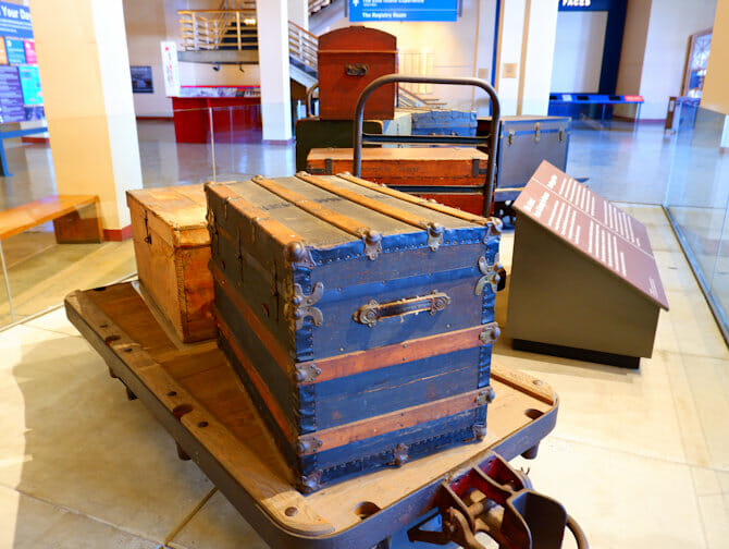 Ellis Island in New York - Museum