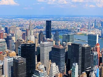 Empire State Building Tickets - East River