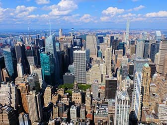 Empire State Building Tickets - Uptown View