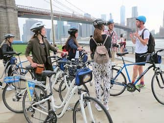 New York Pass - Bike Tour