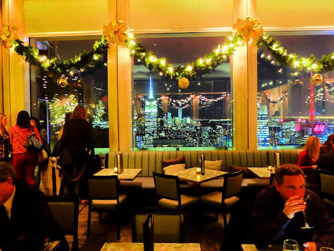 Rockefeller Center in New York - Bar SixtyFive