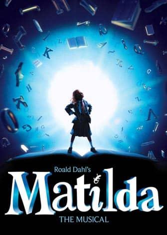 The Musical Matilda in New York