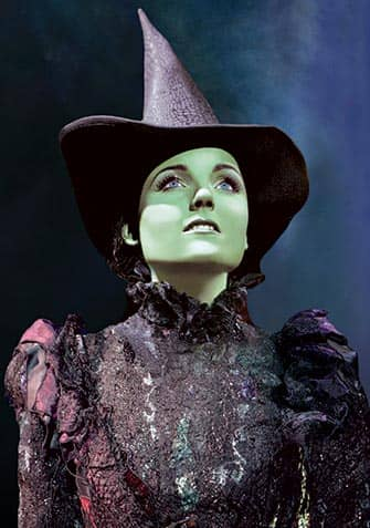 Wicked on Broadway Tickets - Elphaba