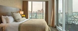 Wyndham Garden Chinatown Hotel in New York