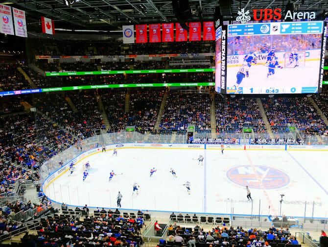 New York Islanders Tickets - Game