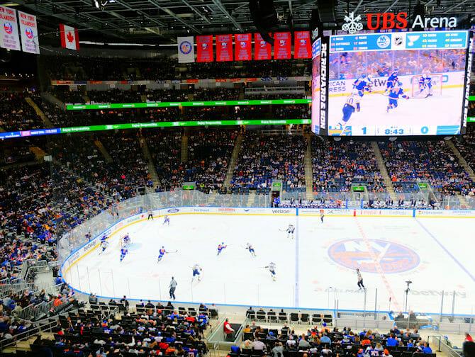 New York Islanders Game