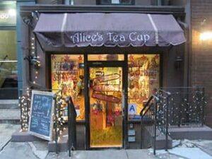High Tea at Alice's Tea Cup